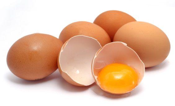 Le uova sono un ottimo alimento per il Testosterone